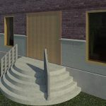 Adaptive Revit Railing