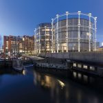 London Gasholder to Apartment Reconstruction