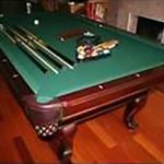 Pool Table Specs for Interior Design